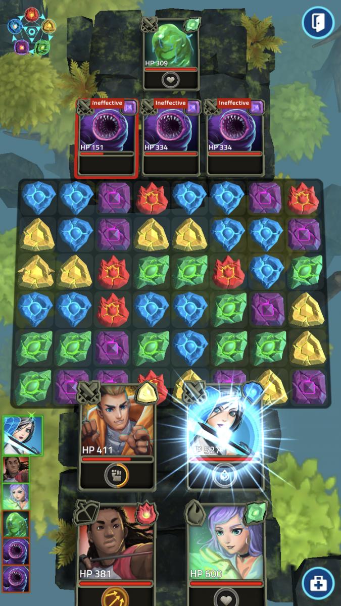League of Elements